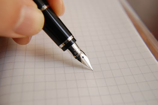 ink-pen
