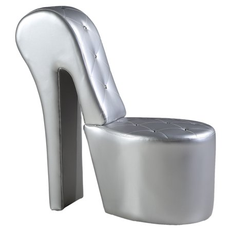 High Heel Chair with Crystal Studs - Your choice for table and chair rentals table linens rentals u0026 more.  sc 1 st  Better Party Rentals & High Heel Chair with Crystal Studs - Your choice for table and chair ...