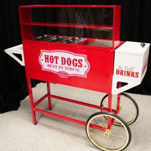 Electric Hot Dog Cart